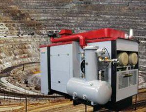 Giới thiệu về máy nén khí trục vít