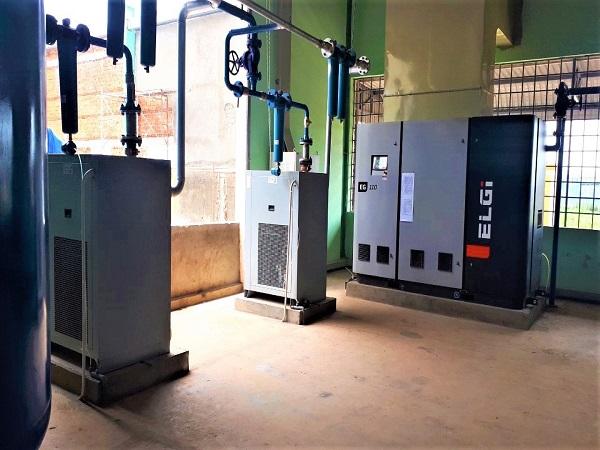 Ứng dụng khí nén công nghiệp